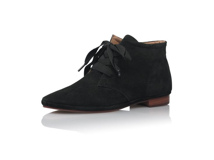 Zensu - Grand - Black Suede