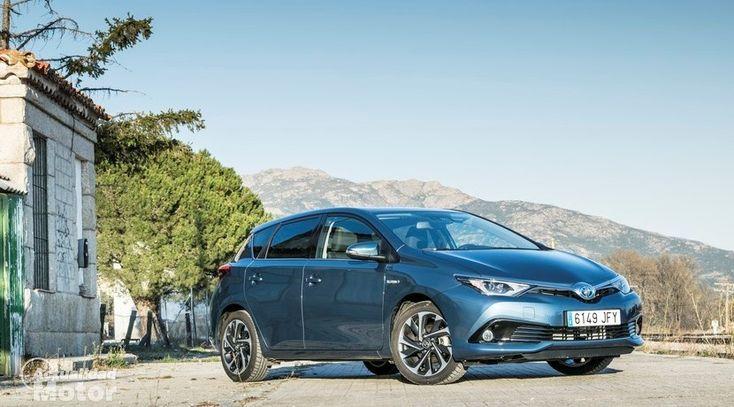 Prueba Toyota Auris Hybrid, tecnología híbrida al alcance de todos - http://www.actualidadmotor.com/prueba-toyota-auris-hybrid/