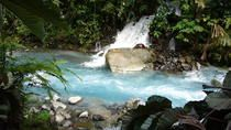 Costa Rica Deals and Discounts -   Blue Volcanic River Waterfalls and Hot Springs Mud Bath Adventure in Rincon de la Vieja from...