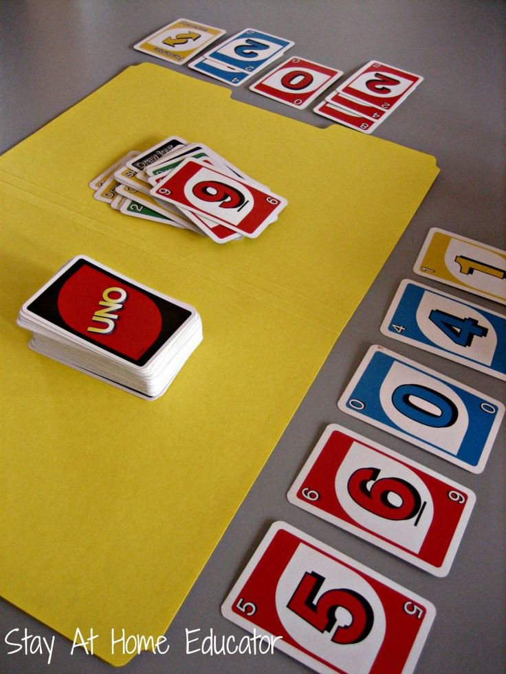 A Number Identification and Color Recognition Game For Preschoolers