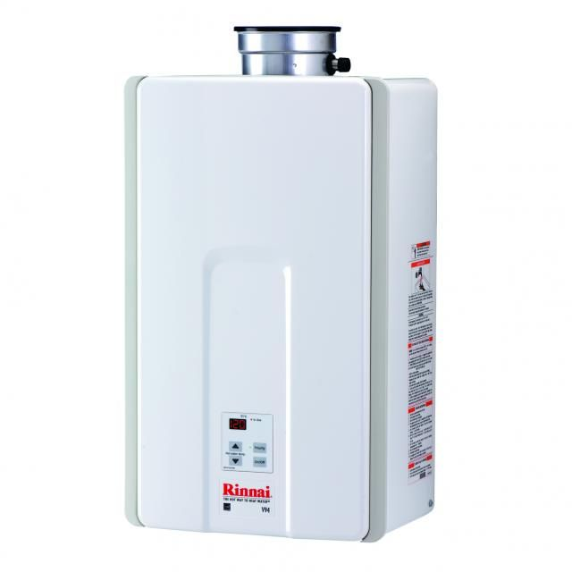 Gas Water Heating | #1 Selling Tankless Water Heater in US