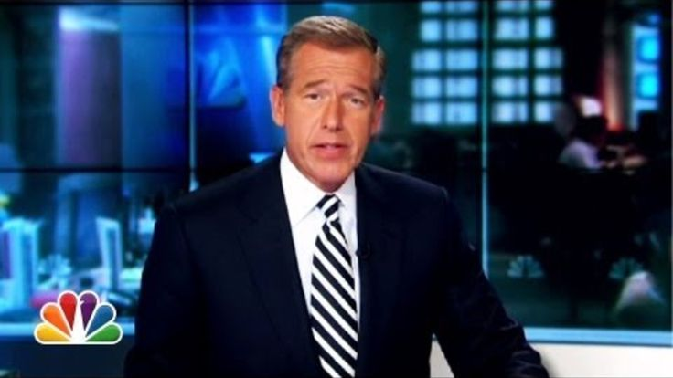 Esteemed News Anchor Brian Williams Performs Warren G's 'Regulate'