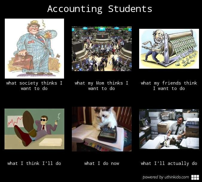 Accounting students