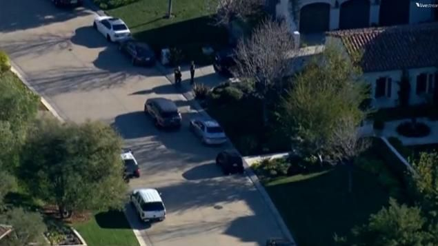 Justin Bieber's house raided by cops over egg-throwing incident: Singer's friend Lil Za arrested for cocaine possession