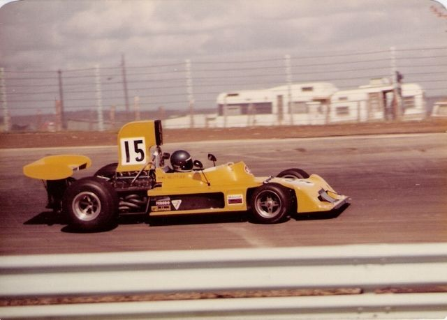 1973 GP USA (Mike Beuttler) March 721G/731 - Ford