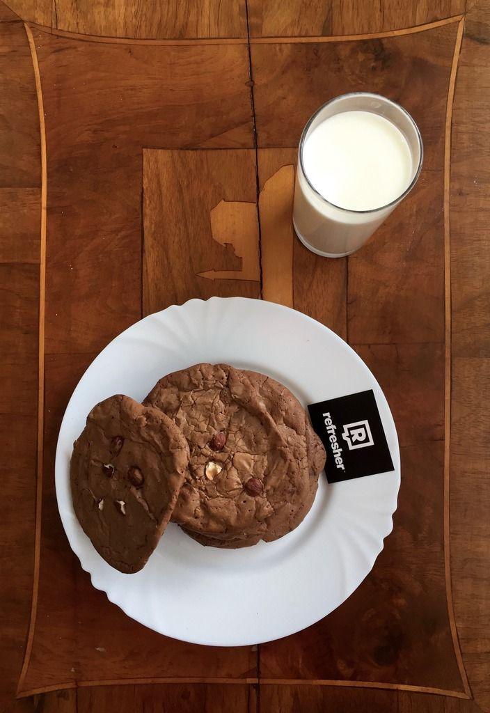 REFRESHER recept: Snadné domácí cookies, po kterých se na stole jen zapráší