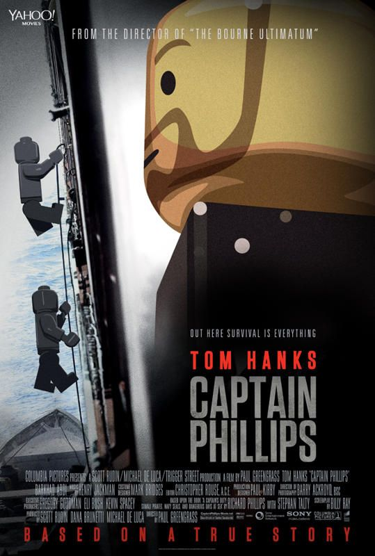 Captain Phillips | Lego Movies