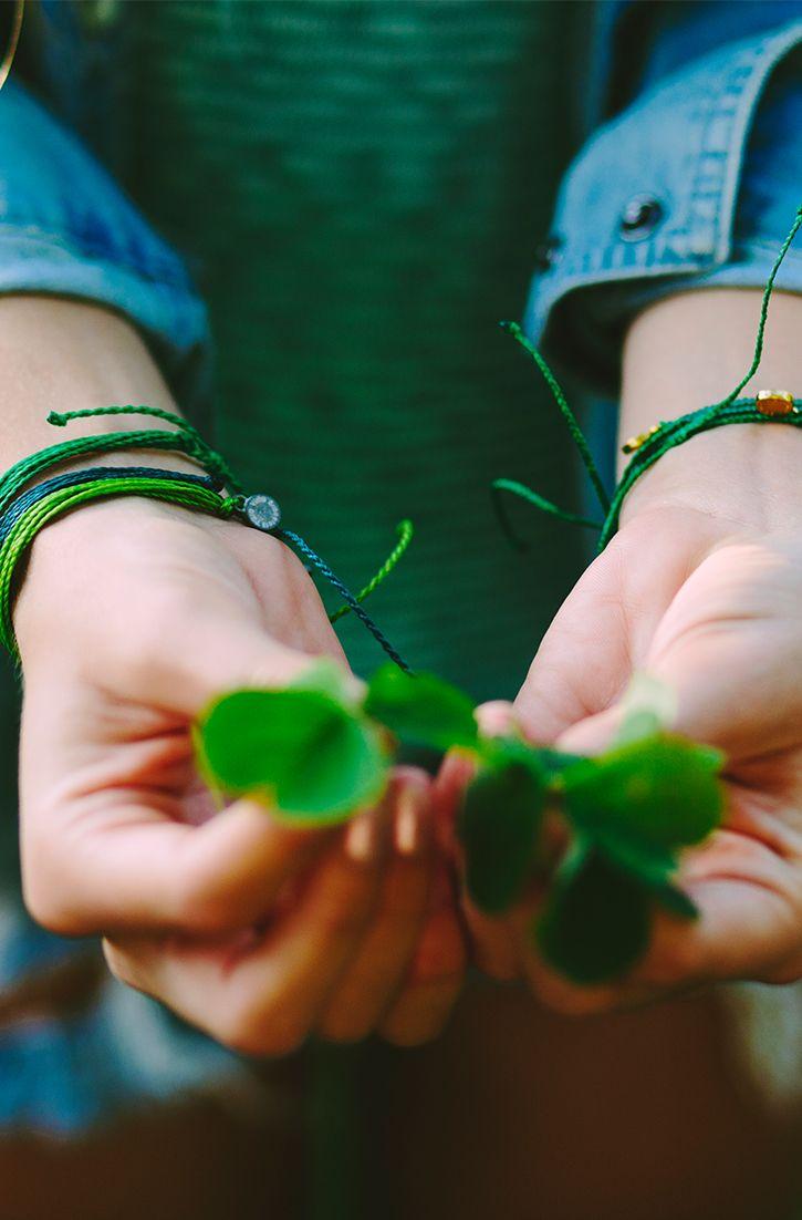St. Patty's Day Collection | Pura Vida Bracelets