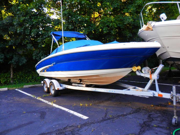2001 Sea Ray 210 BR, entregada en el Lago Ranco, X Región: ventas@itb-chile.com www.itb-chile.com