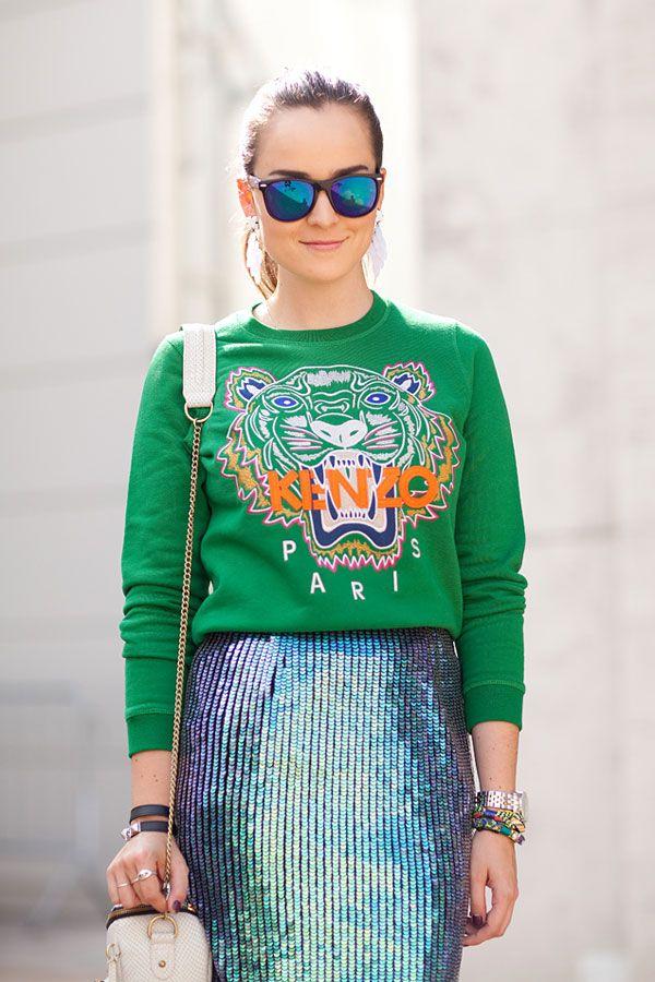 Street Style Spring 2013 - New York Fashion Week Street Style - Harper's BAZAAR