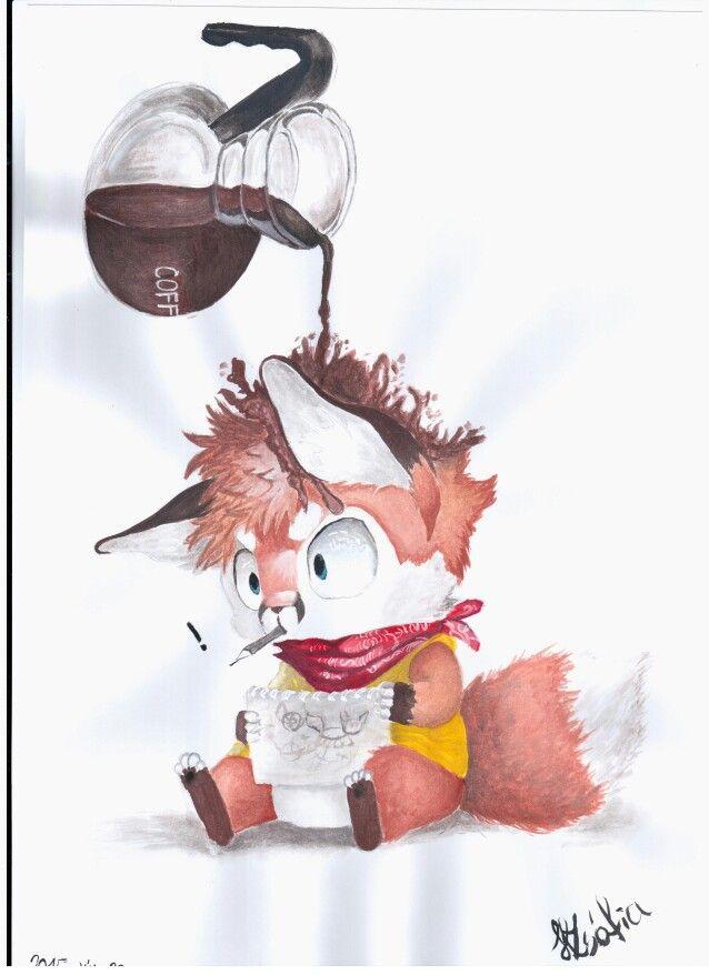 Wolf/coffe