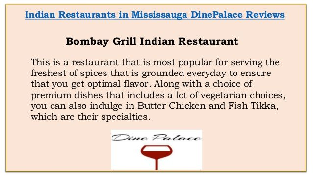 Finding The Best Indian Restaurants in Mississauga