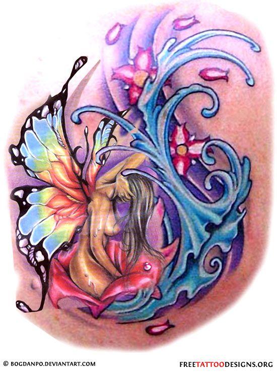 top 25 best small fairy tattoos ideas on pinterest fairy tattoo designs fairies tattoo and. Black Bedroom Furniture Sets. Home Design Ideas