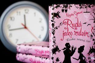 Kerstin Gierová - Rudá jako rubín http://www.cooboo.cz/vydali-jsme/ruda-jako-rubin