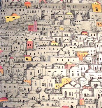 Best Fornasetti Fabrics Images On Pinterest Armchairs - Piero fornasetti wallpaper designs
