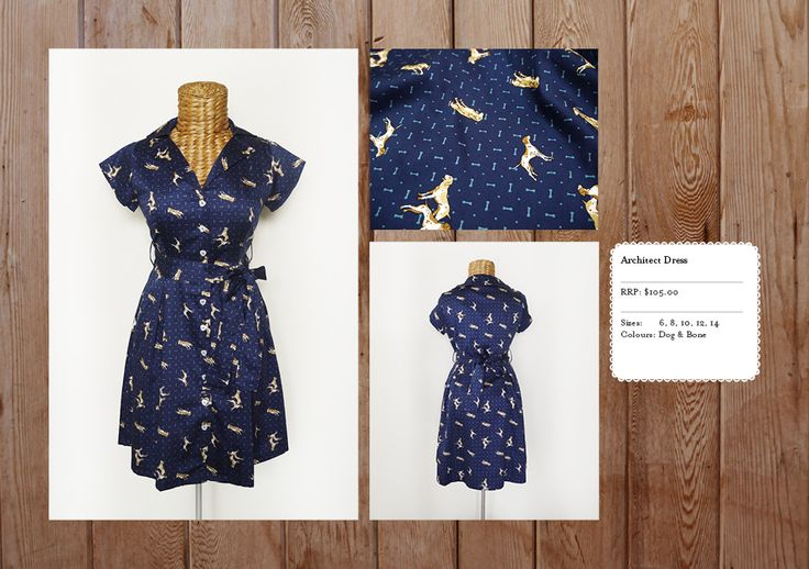 Architect Dress.