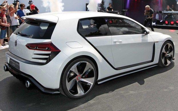 Volkswagen GTI Design Vision