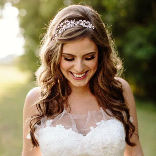 Bruidskapsel op Pinterest