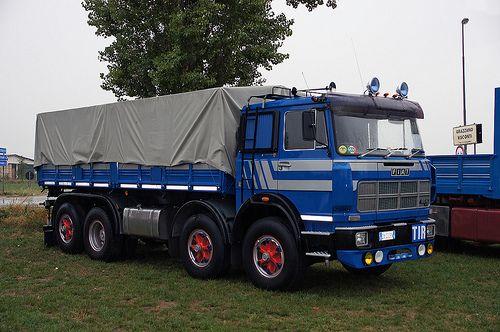 Fiat 180NC 6x2