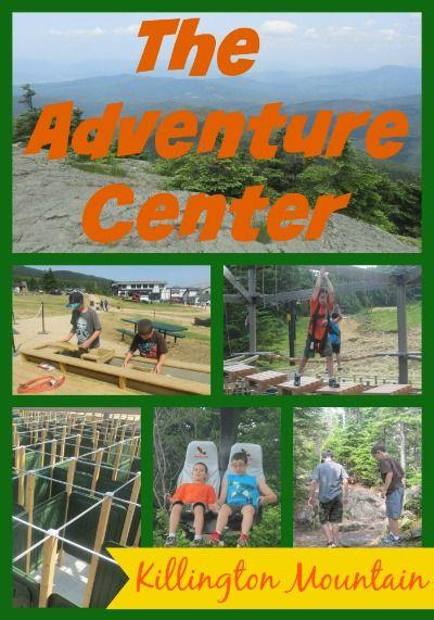 Fun and Adventure Awaits at Killington's New Adventure Center #KillingtonMoms #Beast365