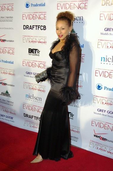 Actress Tamara Tunie