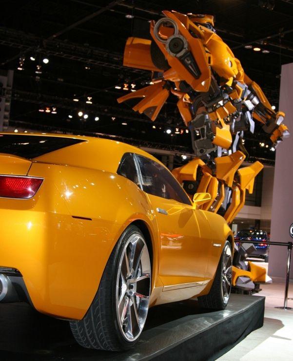 Bumblebee Transformers Bumblebee Camaro Transformers