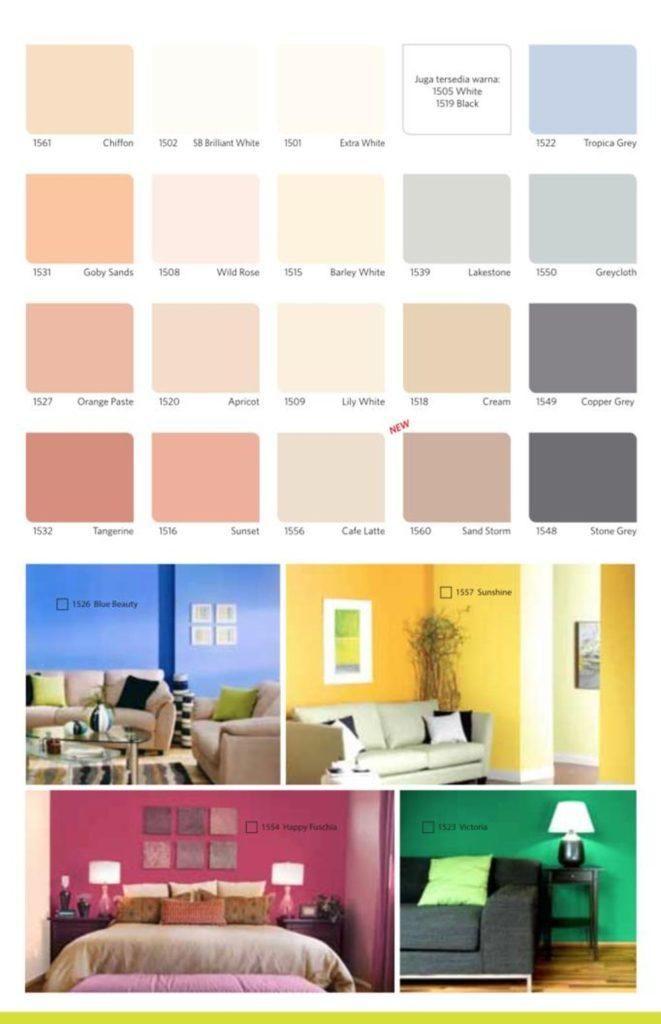 Colour Cat Rumah Pictures