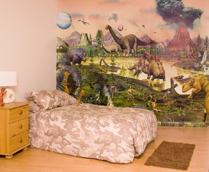 find this pin and more on mason s room fasion spectacular dinosaur theme for a small