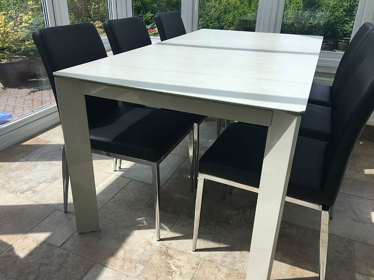 Best link extendable dining table images on pinterest