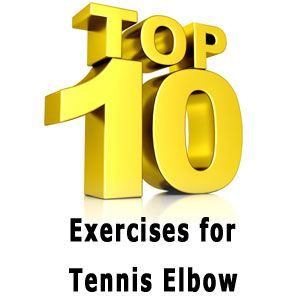 Top 10 Most Effective Exercises for Tennis Elbow Of All Time | Tenniselbowsecretsrevealed.com