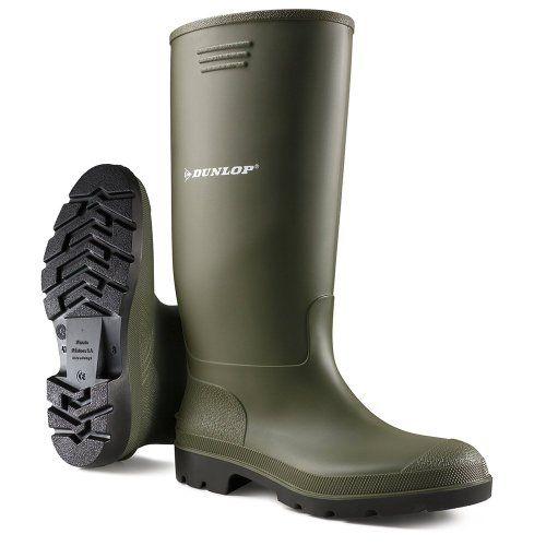 Dunlop Gummistiefel 380 BV DU380BV Herren Stiefel: Amazon.de: Bekleidung