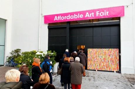 AFFORDABLE ART FAIR_Milano  2011- 2012