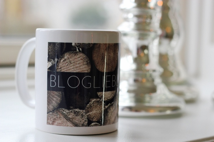 Home sweet home - Blog Liebling mug by blogliebling.dk