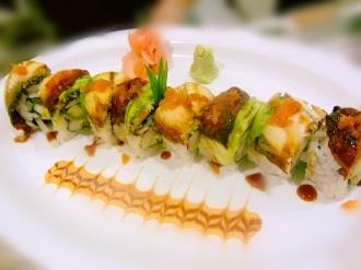 Dragon Roll By Sino 1 Chinese Sushi In Orlando Fl Restaurant Deliverydragon