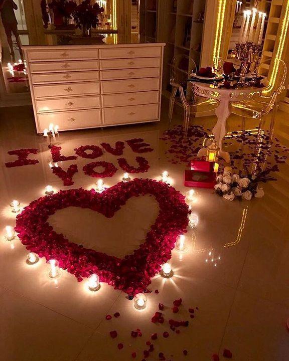 Stunning Diy Romantic Valentine Days Decorations Ideas 45 En 2020
