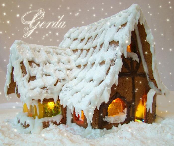 Пряники / Gingerbread - cake-deko. Jimdo-Page! gingerbread house, cookie house, Christmas house