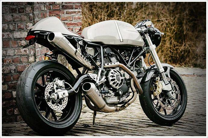 Ducati Sport Classic 1000 - The Flying HermansMC - Pipeburn - Purveyors of Classic Motorcycles, Cafe Racers & Custom motorbikes