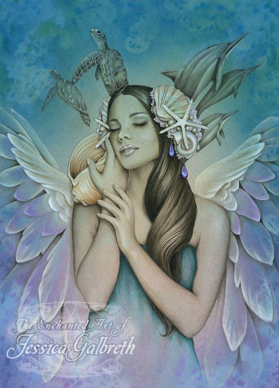 Serenity by Jessica Galbreth