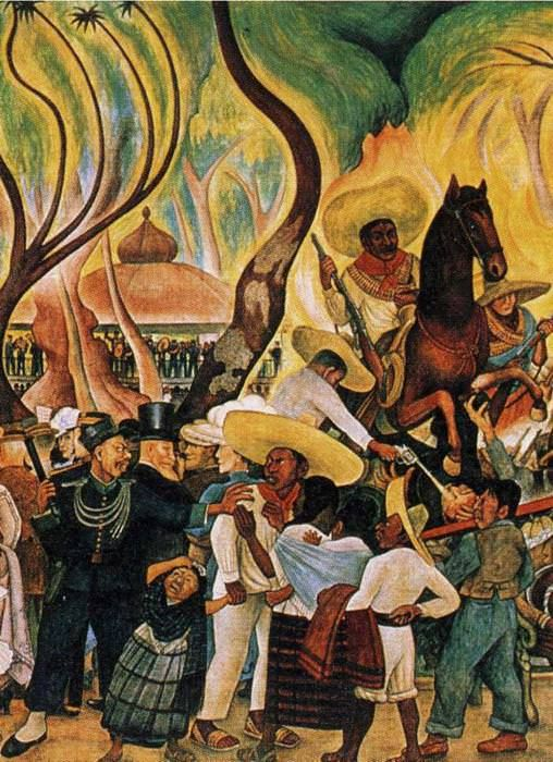 957 best mexican artists modern and contemporary images for Diego rivera mural new york