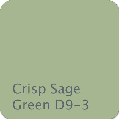 Dutch Boy Color Crisp Sage Green D9 3 Color Purple