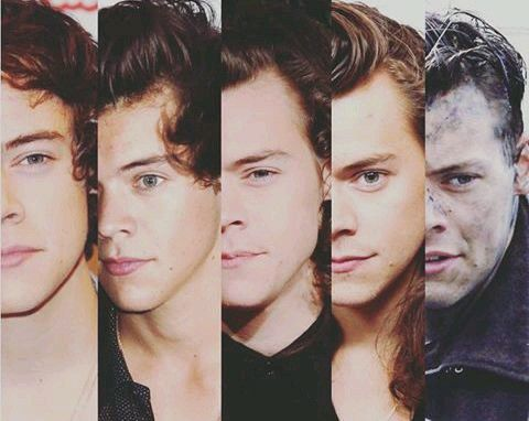Harry Styles 2012-2016