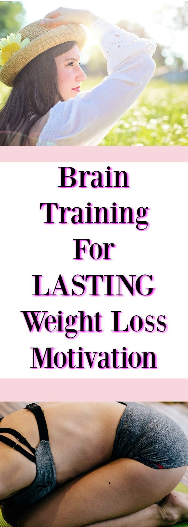 How to do brain training for weight loss motivation. These weight loss motivation tips can help you lose weight fast when combined with a healthy weight loss program.