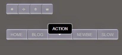Tech Time: Tooltip navigation menu bar