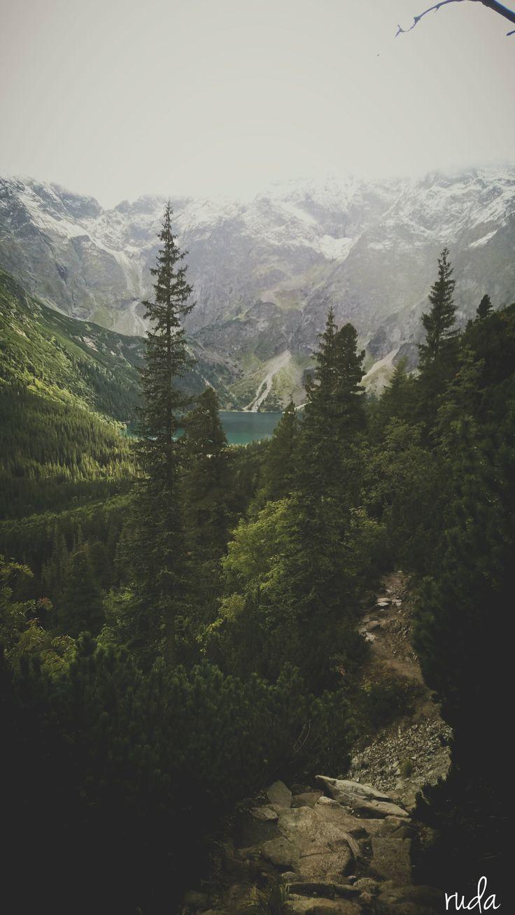 Tatry / morskie oko - Mountains Poland