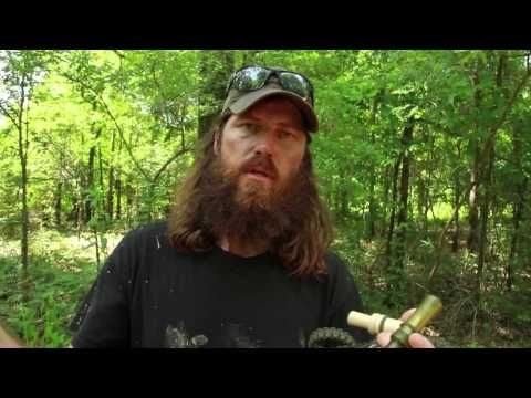 The Art of the Duck Call with Jase Robertson - YouTube