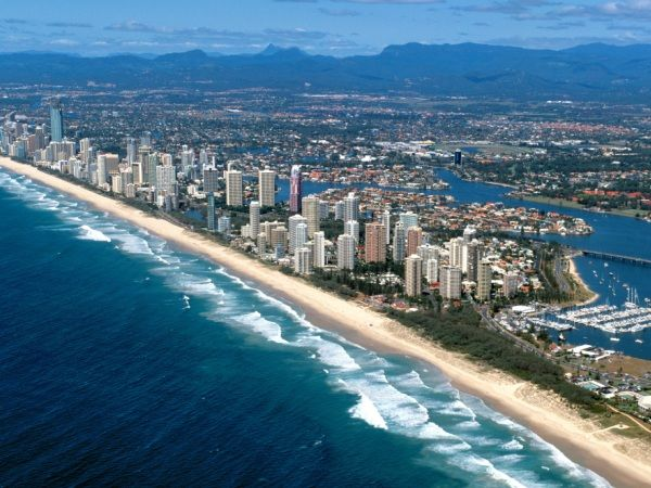 gold-coast attractions