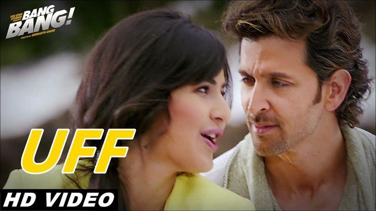 UFF Official Video | Bang Bang | Hrithik Roshan & Katrina Kaif | HD