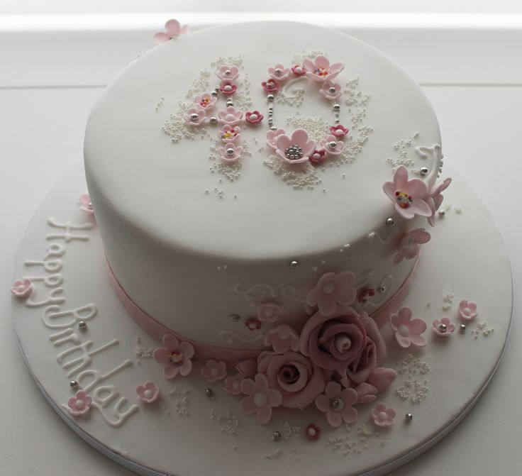 Amazing Floral Cake Decorations