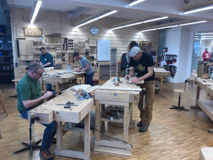 Holzbearbeitung Kurs