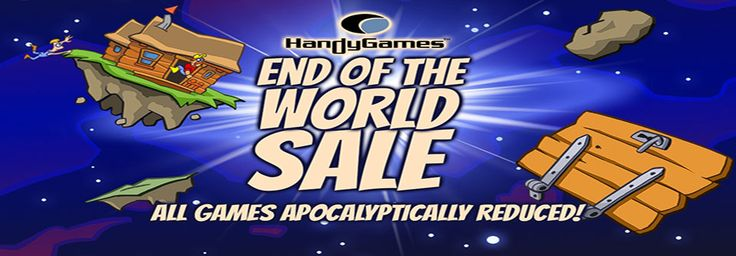 Every single game by HandyGames heavily reduced in price on both Amazon's AppStore and Google Play. Pretty big sale.